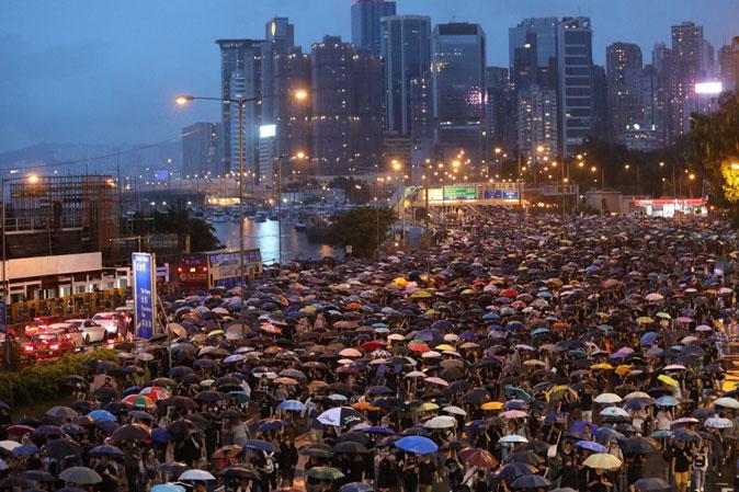 Hong Kong Heat, Victoria Park