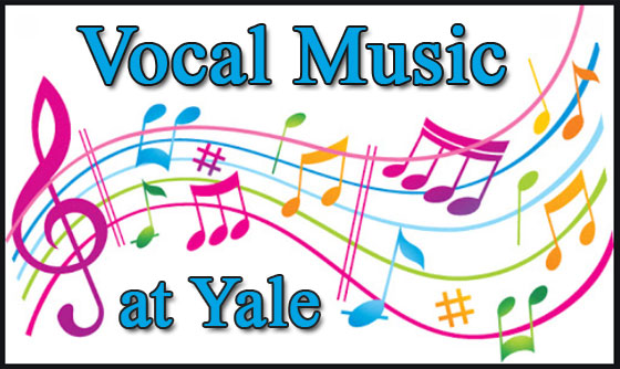 Vocal Music at Yale Today