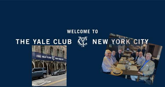 Yale Club Luncheon